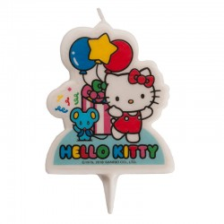 Bougie 2D Hello Kitty -...