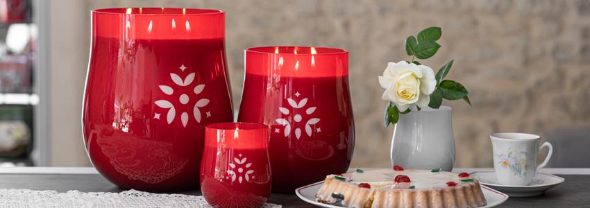 bougies Athynéa - notes olfactives